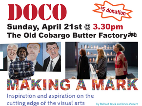 Old Cobargo Doco: Making a Mark - Apr 21st