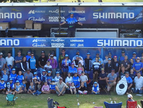 The annual South Coast Interschool Challenge Fishing competition