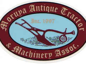 Vintage machinery group wins heritage award