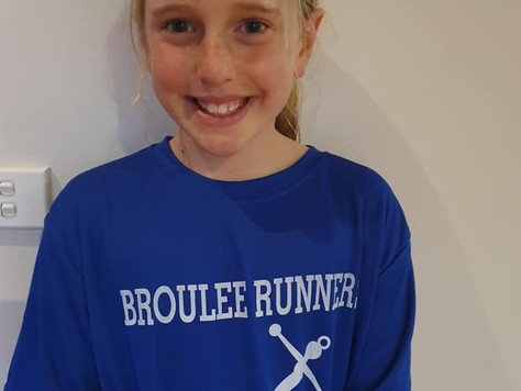 Broulee Runners Sept 22nd 2021