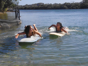 Tomago River Paddle Challenge Feb 28th