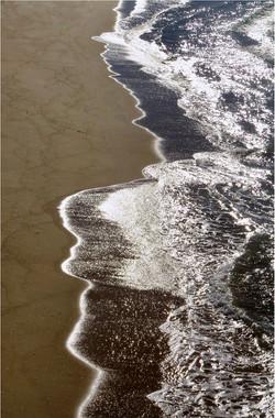 Brian Gunter Bar Beach Abstract