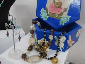 Featured Craft Artist at The Gallery, Mogo: Anne Boardman