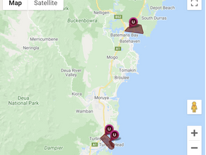 Tuross and Surfside Outages : April 20th