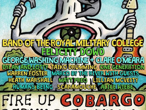 Fire Up Cobargo March 27th