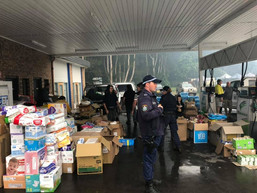 ESSENTIALS and DONATED GOODS AVAILABLE AT TOMAKIN