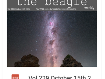 Beagle Weekender of October 15th 2021 OUT NOW