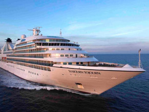 Seabourn Sojourn to visit BBay December 12th