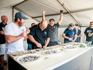 Oyster lovers, foodies, shuckers and families head to Narooma