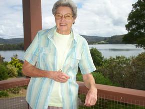 Vale: Margaret Saker OAM