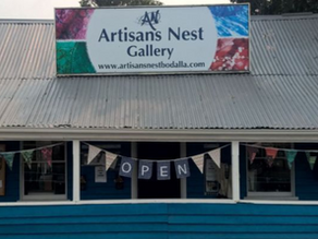 Artisans Nest Bodalla- Pay the Rent fundraiser