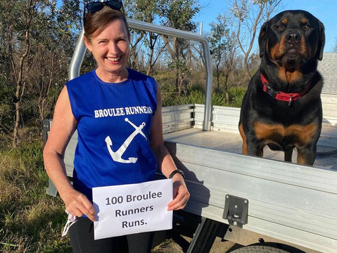 Broulee Runners September 1st 2021