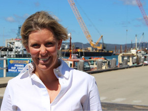 Regional NSW to be a cruise ship destination with Natalie at the helm