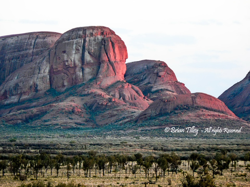 B Set - Kata Juta sunrise - Brian Tilley - Silver