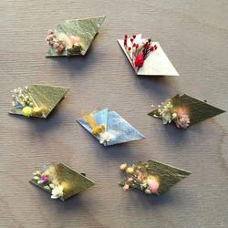pinces fleuries