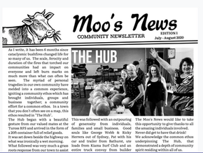 Moo's News Vol 1 OUT NOW