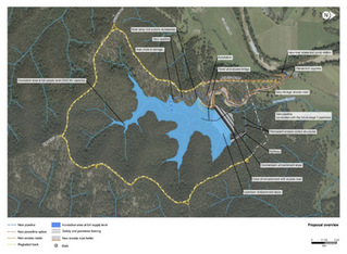 New Tuross Dam announced in federal budget