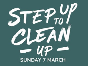 Clean Up Australia Day this weekend - more helpers are needed