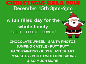 Mogo Village Christmas Gala Dec 15th