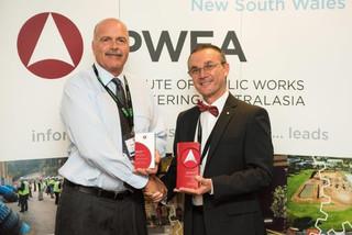 Council Sewage innovation wins award