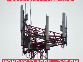 Narooma Dalmeny Telecommunications meeting April 12th