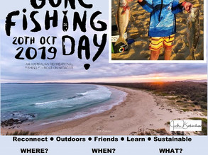 Gone Fishing Day Oct 20th