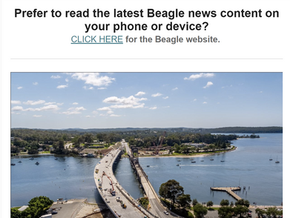 Your midweek edition of Beagle news is OUT NOW
