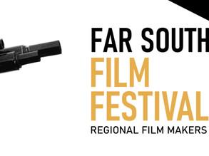 Frankie J Holden OAM and Michelle Pettigrove Present Awards for Far South Film Festival 23 August