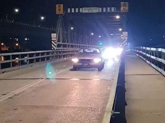 The new Batemans Bay Bridge has opened to traffic.