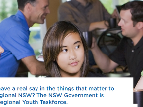 Youth To Be Heard With NSW's First Regional Youth Taskforce