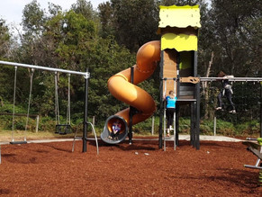 New playground open at Long Beach