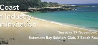 South Coast Tourism Industry Seminar - Nov 17th