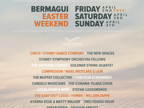 The Four Winds Festival : Easter Weekend