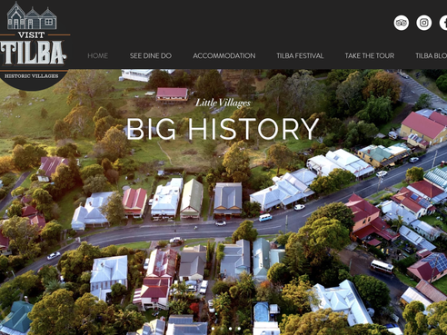 A New Look for the Tilba District Chamber of Commerce