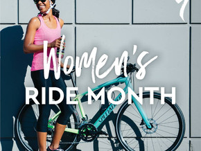 Women's Ride Month Events