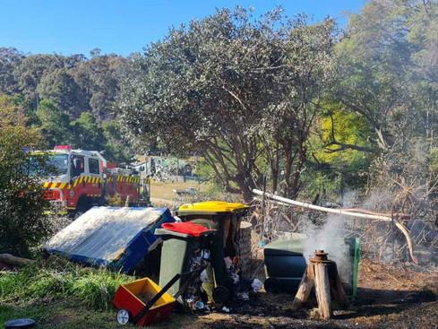 Garlandtown house fire: Help Aunty Beryl rebuild her life