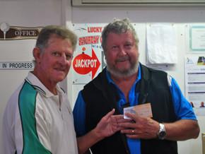 Stephen Swanbury best in Tuross stableford field
