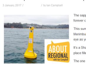 Ian Campbell talks sharks