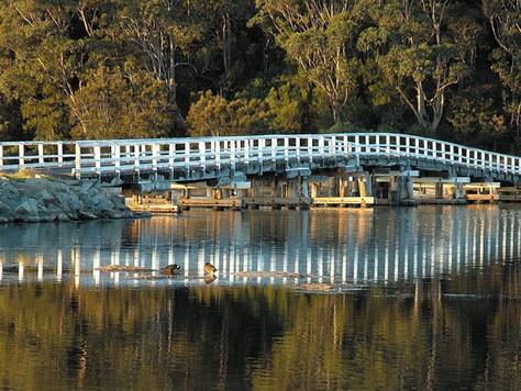 Maintenance Work On Wallaga Lake Bridge From Monday 11th October 2021