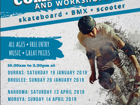 Get your skates on for free youth event