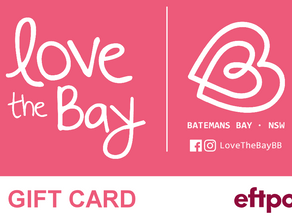 "Love the Bay launches ""spend local"" gift card"
