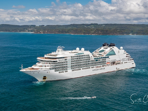 Cruise ship Encore for Batemans Bay Monday 9th March