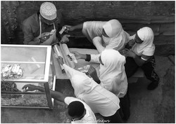 Busy Lunchtime-Zanzibar