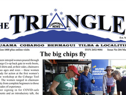 March 2021 edition of The Triangle OUT NOW