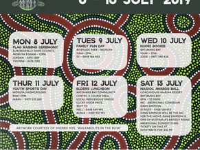 Help celebrate NAIDOC Week