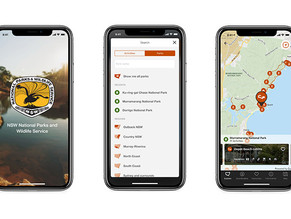 NSW National Parks and Wildlife Service releases free app to improve park experience