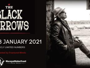 Moruya Waterfront Hotel presents: The Black Sorrows Jan 13th