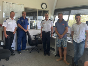 Batemans Bay Marine Rescue expansion on course