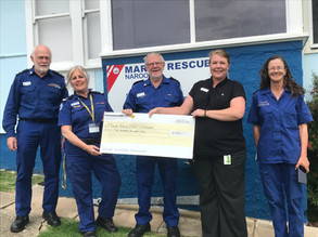 CommBank Narooma supports locals through community donation