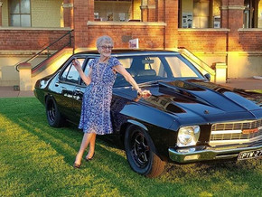Cobar Mayor on her way for 'Raindance Eurobodalla' this Friday